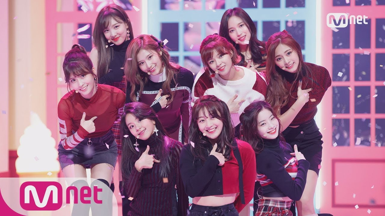 Kpop Chart Comeback
