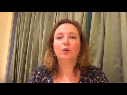 Developing our people – Saskia, 'Leading Business' participant, video blog 1