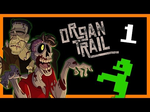 Organ Trail - EP 1: Pittsburgh Sucks | SpookyMega