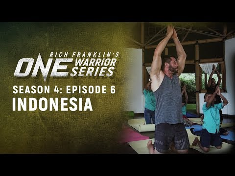 Rich Franklin's ONE Warrior Series | Season 4 | Episode 5 | Indonesia