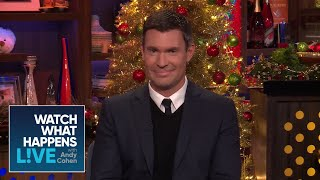 Jeff Lewis On Vicki Gunvalson And Tamra Judge's Reconciliation | Flipping Out & RHOC | WWHL