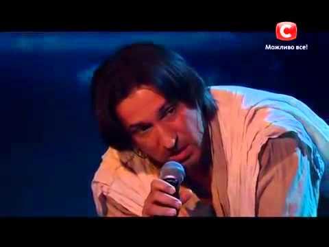 Gennady Tkachenko-Papizh - Ukraine Got Talent - Live Show