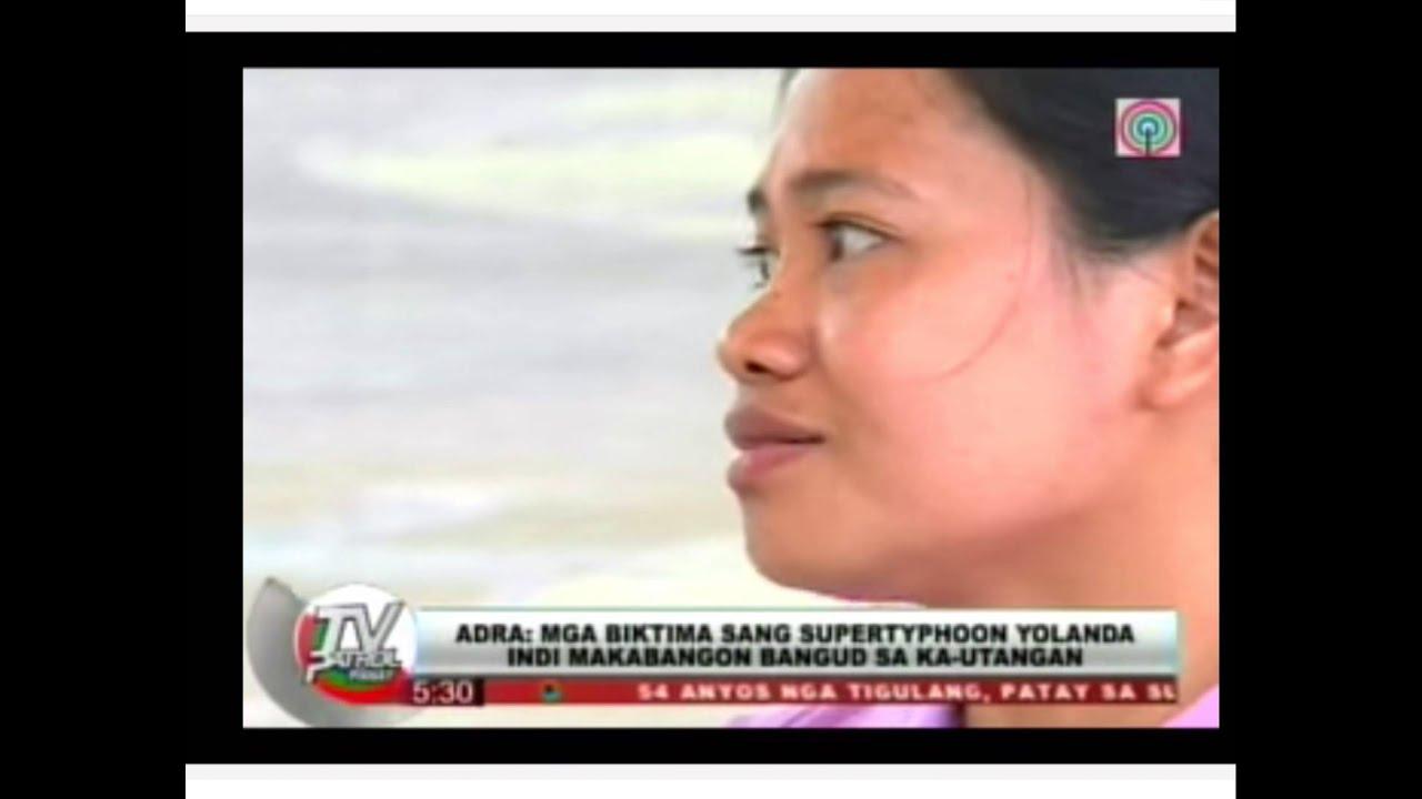 TV PATROL PANAY - ADRA REAP PROJECT
