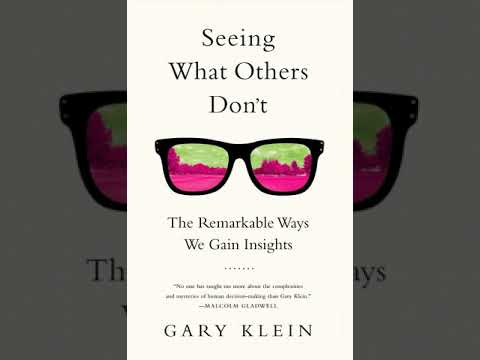 How insights bring value to wicked problems and inspired innovation with Gary Klein