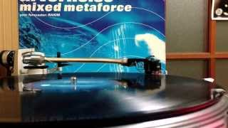 art of noise / metaforce -the size of a metaphor : mix by roni size
