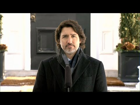 Watch the full presser: PM Trudeau gives update on Canada's pandemic response