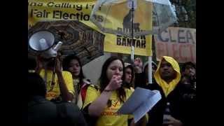 Bersih 3.0 London