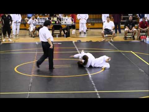 G32 Judo - OIA East Champs - McKinley vs      4-19-14