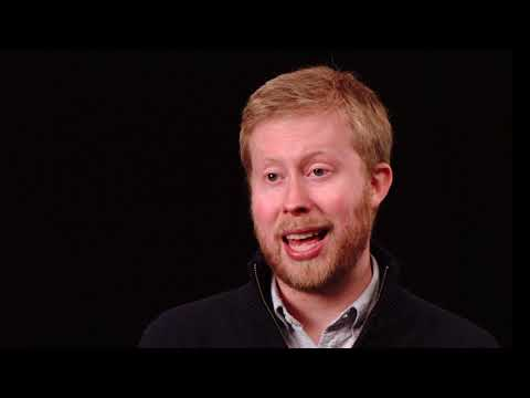 Jeff Banks, InterVarsity Chaplain at Harvard