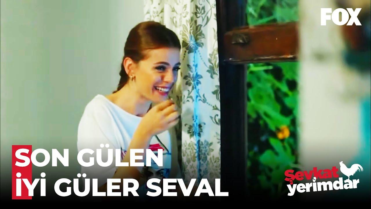 Sanem ve Gizem, Seval'in Kınasına Gitti - Şevkat Yerimdar 21. Bölüm