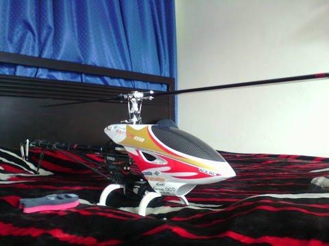 testing raptor 550 after crash youtube. Black Bedroom Furniture Sets. Home Design Ideas