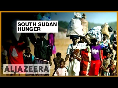🇸🇸 UN: Over half of South Sudan's population faces starvation
