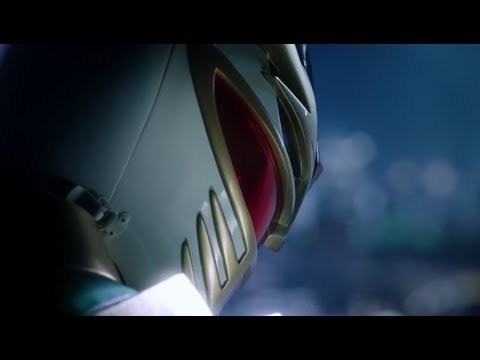 Jason David Frank Is Lord Drakkon in Live-Action Power Rangers: Shattered  Grid Trailer