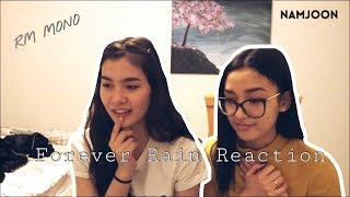 BTS RM | Forever Rain MV *REACTION*