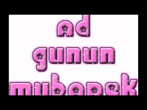 AD GUNUN MUBAREK