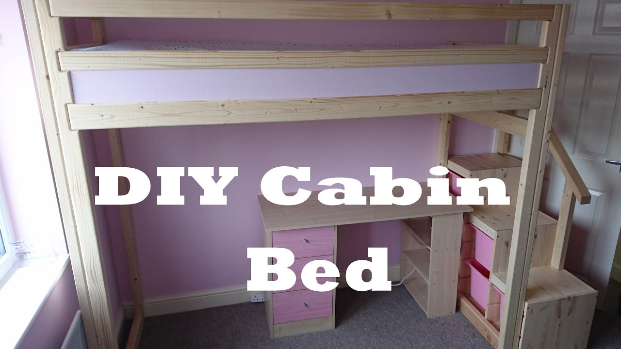 ideal wardrobe cabin sleeper and cornwall childrens bed with desk colour asp p new cabins model or oak options white safe high
