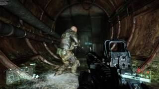 Crysis 3  Native 4K  PC  Recorded in Native Source