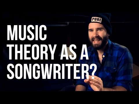 Do You Need MUSIC THEORY To Write Songs?