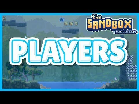 6 PLAYABLE CHARACTERS | THE SANDBOX EVOLUTION