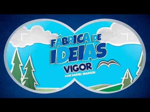 FÁBRICA DE IDEIAS VIGOR Com Daniel Warren - Ep 2: Vamos Montar Um Binóculo Esperto!