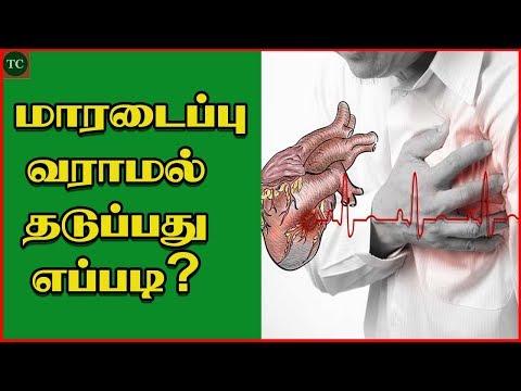 மாரடைப்பு  வராமல் தடுப்பது எப்படி? | Ways to Reduce Your Risk of Heart Disease and Stroke