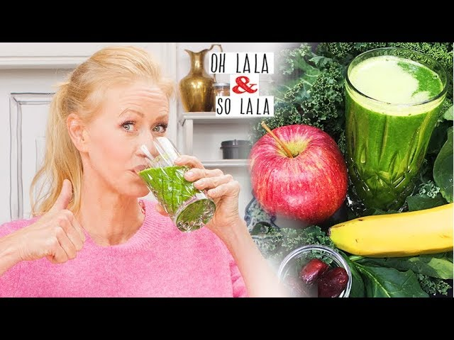 Saft- und Smoothie-Diät, um schnell Gewicht zu verlieren