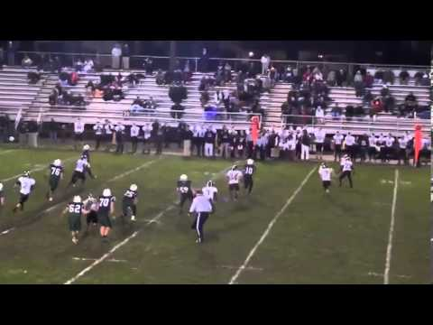 Alex Krivda Senior Highlights-- QB Class of 2013-- Pennridge High School