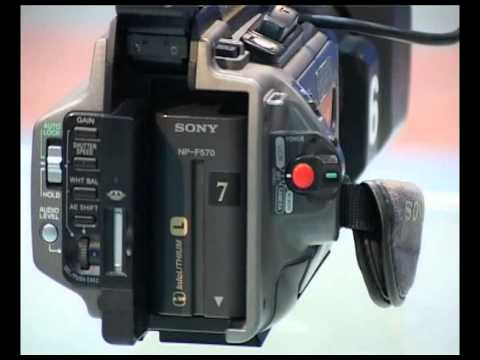 How to use SONY PD 170 CAMERA