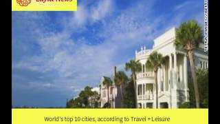 World's top 10 cities, according to Travel + Leisure |  By : CNN