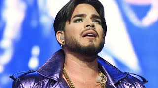 Adam Lambert's Stunning New Look Is Turning Heads