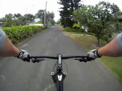 Oahu, Hawaii Mountain Biking __GoPro 720p