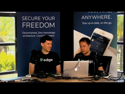 Q&A with Paul Puey (CEO) & William Swanson (Chief Architect) of Edge