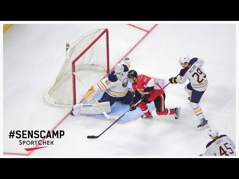 Oct 7: Sens vs. Sabres - Post-game Media