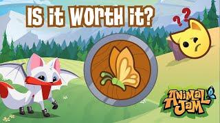 Worth Talk: Is tнe Pet Adoption Token worth 100 sapphires? Animal Jam Play Wild