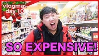 Shopping for Korean Kids