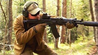 Обзор тактических брюк Sturmer Combat Pants.