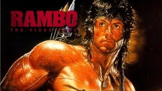 RAMBO The Video Game - Premiera