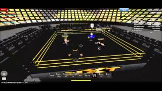ROBLOX Wrestling Entertainment Episode 30