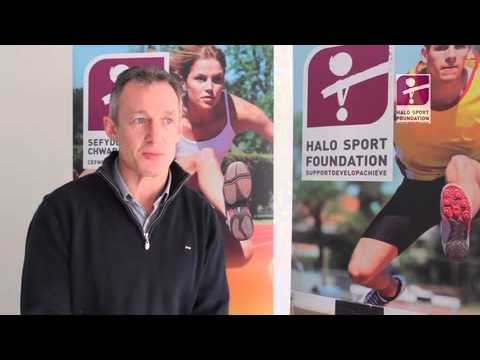 Halo Sport Foundation - Rob Howley interview