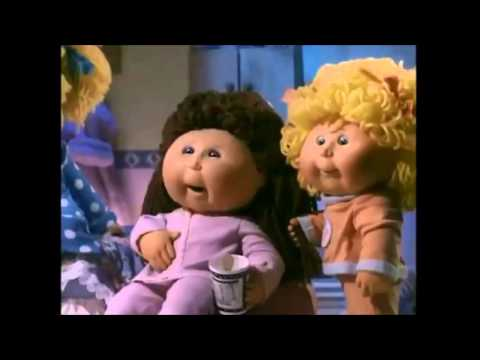 Cabbage Patch Kids Explain Intersectional Feminism