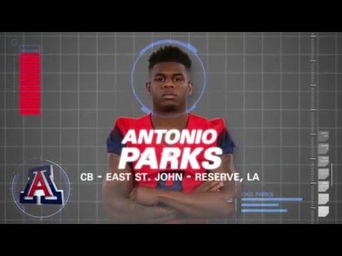 Antonio Parks #AZOKGDay Highlights
