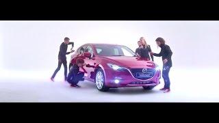 Mazda3 and Mogees: Make Beautiful Music