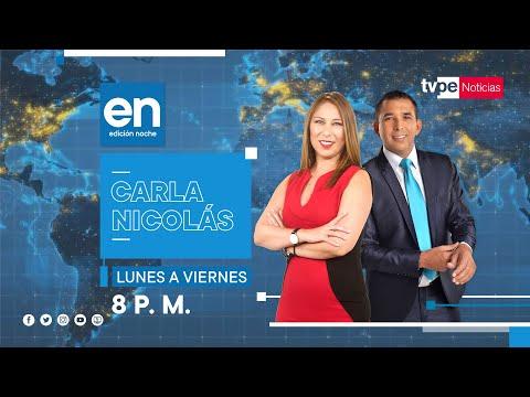 TVPerú Noticias Edición Noche – 10/06/2021
