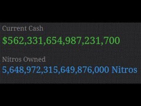 nitro type hack 2018 money