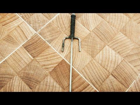 #2How to make : metal sai, xtreme weapons