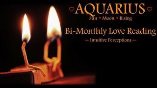 AQUARIUS | NOV 25-08 2018 LOVE TAROT READING
