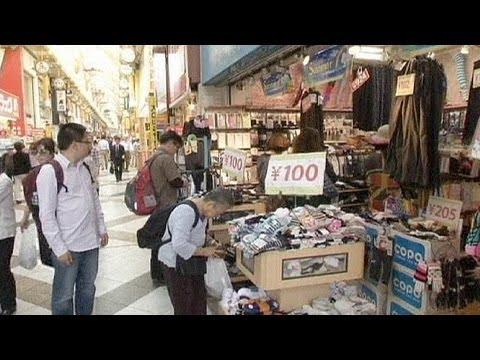 Stimulus measures boost Japan