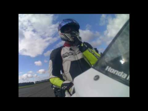 Paul Bates-Glover - First time at Elvington Worlds Fastest Wheelie Competition