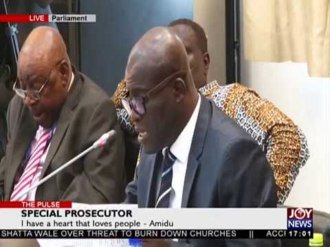 Special Prosecutor B - The Pulse on JoyNews (13-2-18)