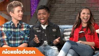 Game Shakers: The After Party   The Switch 💔   Nick